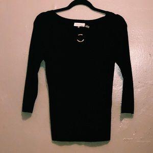 Calvin Klein Black Sweatshirt